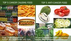 Can't avoid consuming cancer causing foods?  Prevent and fight cancer by drinking Jinga Juice everyday. Jinga Juice is an all natural nutrion-packed juice drink with the combined powers of Wheatgrass and Guyabano.  Stay healthy and live strong with Jinga Juice. Juice For Life, Cancer Causing Foods, Healthy Food, Healthy Recipes, Juice Drinks, Wheat Grass, Juicing, How To Stay Healthy, Drinking