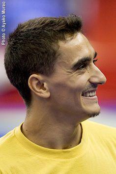 International Gymnast Magazine Online - Photo Gallery: Men's Qualification