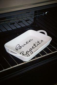 Buon Appetito Oven Dish S