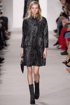 Michael Kors Collection Fall 2016 Ready-to-Wear Fashion Show - Nastya Sten