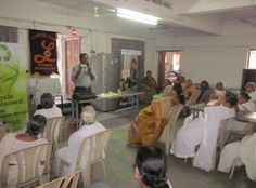 Awareness Talk On Organ Donation At Old Age Welfare Association, Hyderabad