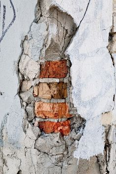Items similar to Photo of Broken Plaster and Bricks - Fine Art Photo Entitled Layers of Time - 8 X 12 on Etsy Texture Photography, Abstract Photography, Growth And Decay, Peeling Paint, Breath Of Fresh Air, Grafik Design, Wabi Sabi, Textures Patterns, Industrial Style