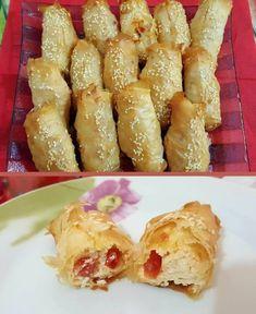 Μπουρεκάκια με φέτα και ντομάτα !!! ~ ΜΑΓΕΙΡΙΚΗ ΚΑΙ ΣΥΝΤΑΓΕΣ 2
