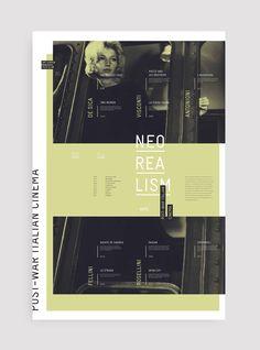 neorealism film festival - adrianacresp●