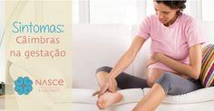 O surgimento das câimbras na gravidez é bem comum, elas acontecem pela compressão do sistema vascular, a dilatação dos vasos periféricos e a diminuição do fluxo sanguíneo que comprometem a oxigenação dos músculos das pernas, e isso leva à dormências e câimbras.