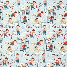 Vintage Kids Wallpaper