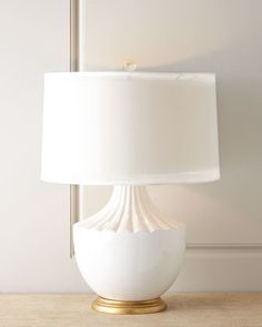 Carousel Table Lamp by John-Richard Collection at Neiman Marcus.