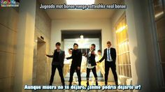 2AM - I Can't Let You Go Even If I Die MV [ Espa