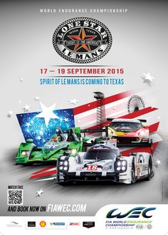 Calendar | FIA World Endurance Championship