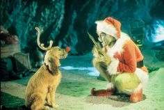 The Grinch.  Every year while decorating the Christmas tree.