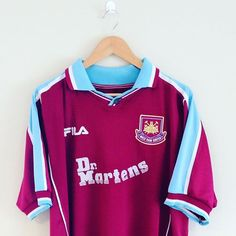 36 Best Retro Vintage West Ham United football shirts images in 2019 ... 8964eed53