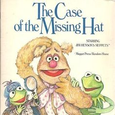 Case of Missing Hat: Muppets: 9780394851044: Amazon.com: Books