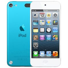 Apple iPod touch 5th Generation Blue (32 GB) Im getting this for Christmas so exsited