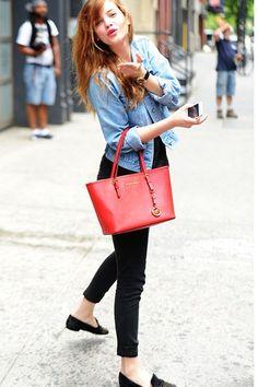 #Barbara Palvin #street style