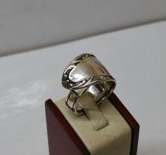 190 mm Besteckschmuck Silberbesteck Ring von BesteckschmuckBaron