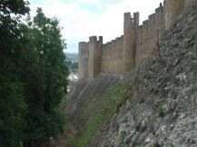 Visit the castle and Convent of Christ in Tomar - one of the most monumental places in Portugal.