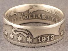 Turn a Quarter into a Ring - DIY Tutorial