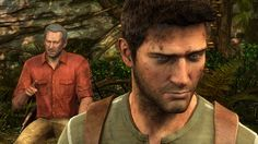 This image above is Nathan Drake and Sully from the Uncharted series (first game). The article the link leads to describes actions that men can get away with in the gaming community that women could not. It is short but worth the read.