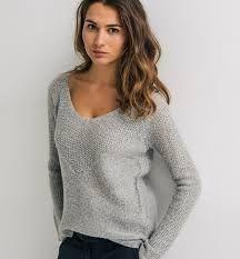 Résultats de recherche d'images pour «détail pull laine bleue claire»