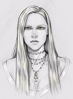 Book Keira Metz by Anastasia Kulakovskaya (Witcher)