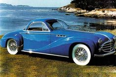 1953 Delahaye 235MS Coupe