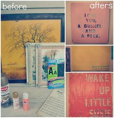 (DIY Quotes on Canvas) | Southern Belle Soul, Mountain Bride Heart