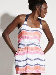 Venus Williams' EleVen Summer Miami Dress