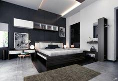 Resultado de imagen para habitaciones modernas para parejas