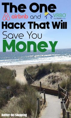 The Airbnb and VRBO Hack That'll Save You Money on Your Next Vacation Rental - Finance tips, saving money, budgeting planner Best Money Saving Tips, Saving Money, Money Tips, Money Savers, Travelling Tips, Travel Tips, Travel Hacks, Budget Travel, Traveling
