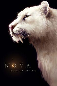 Nova Cover by TamberElla.deviantart.com on @DeviantArt