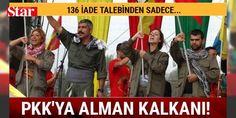 PKKya Alman kalkanı! : Türkiyenin aralarında PKK ve DHKP-C üyelerinin de bulunduğu 136 iade talebinden sadece üçünü kabul eden Almanya 110 teröriste ilişkin talebi ise reddetti. En son PKK mensubu olduğu ileri sürülen İltaş ve Kızılayı 2007 yılında iade eden Almanya son 9 yılda Türkiyenin PKK üyelerine yönelik iade taleplerine olumlu cevap vermedi. FETÖ üyelerinin iade taleplerine ilişkin hiçbir dosyada da olumlu cevap alınamadı…