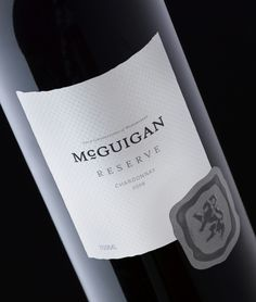 McGuigan by Stranger & Stranger, via Behance