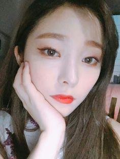 [Pristin] Jung Eunwoo Pristin Twitter Update
