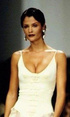 Helena Christensen - Valentino, Spring/Summer 1994