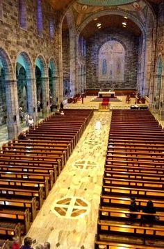 Cathedral of St Nicholas ~ Galway, Ireland
