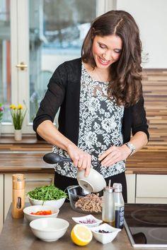 Co vařit, když chcete jíst zdravě? Tady je jídelníček! - Proženy Weight Loss, Recipes, Beautiful, Food, Style, Swag, Losing Weight, Essen, Eten