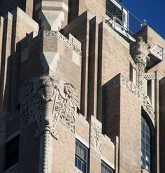 Art Déco - The Verizon Building Lobby (ou Barclay Vesey Building) - Ralph Walker - New York - 1923-27