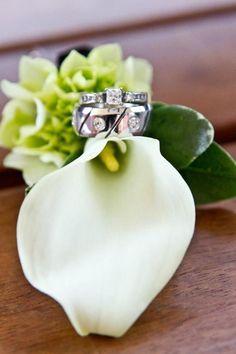Wedding Rings I Photographed.