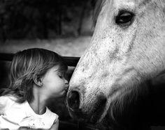 Les enfants et les animaux