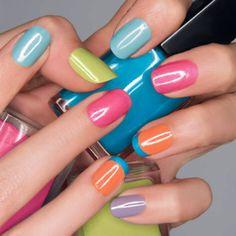 Avon Carnival of Colors Nail Polish