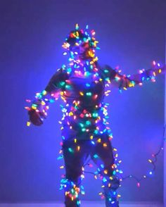 Cosas que sólo vemos en Navidad... #Repost @danecook  #LEDaneDisplay #instagood #instalike #socialmedia #light #xmas #haztenotar #video #instagram #instavideo #like4like #paraguana by puntofijoguiatv