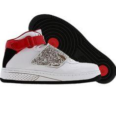 d19d71218153 Nike Air Jordan Force 20 AFJ20 Mid (white   red   black) 331951-101 -   89.99. PickYourShoes · Kids