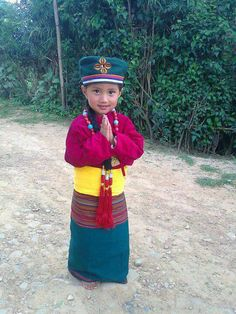 nepali tamang dress - Google Search