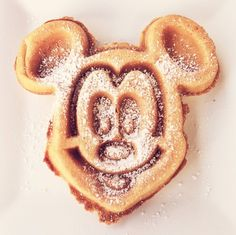 A day at a Disney Park isn't complete without a Mickey snack.
