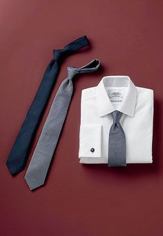 e1ea008dc397 Buy our Slim fit white non-iron twill shirt exclusively from Charles  Tyrwhitt of Jermyn Street