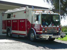 Mack Fire Truck #Setcom