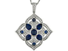 Titanic Jewelry Collection (Tm) Dorothy Gibson's Intriguing Broadway Pendant With Chain