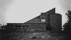 OM Ungers Steimel House, Hennef, Germany, 1961