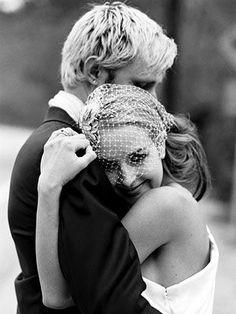 Mike & Britt's wedding day