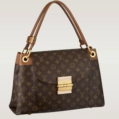 Women Louis Vuitton Monogram Canvas Olympe Camel I have this purse and the  matching wallet! 4c03aaa9664ed